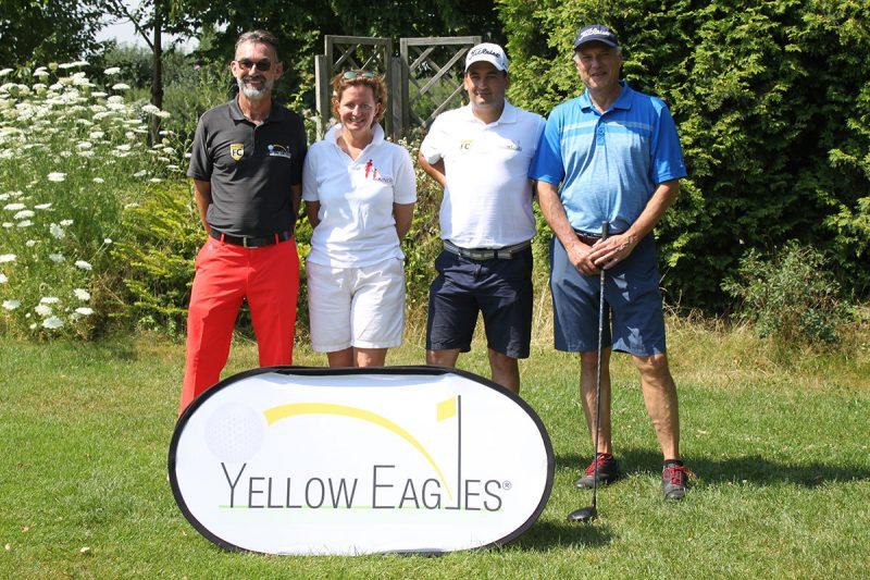 Yellow Eagles e.V. - Netzwerken